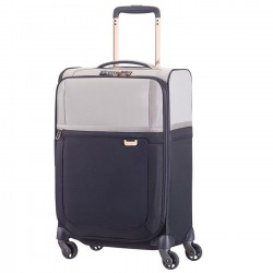 SAMSONITE UPLITE Trolley spinner 67/24 EXP in tessuto PEARL/BLUE 99D002006