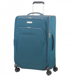 SAMSONITE SPARK SNG Trolley spinner 67/24 exp PETROL BLUE