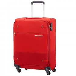 SAMSONITE BASE BOOST Trolley 55/20 da cabina ROSSO