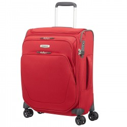 SAMSONITE SPARK SNG SPINNER 55/20 TOPPOCKET RED