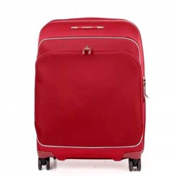 SAMSONITE FUZE SPINNER 55/20 CABERNET RED