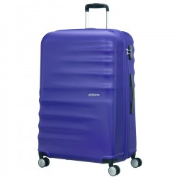 AMERICAN TOURISTER WAVEBREAKER 3 PC NAUTICAL BLUE