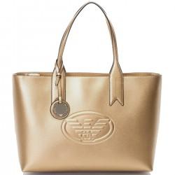 EMPORIO ARMANI Shopping L minodol+aquila GOLD