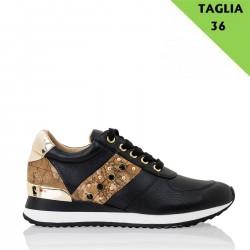 ALVIERO MARTINI PRIMA CLASSE Sneaker donna BLACK TG. 36