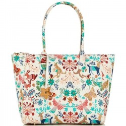 ALVIERO MARTINI Borsa shopper MULTICOLOR P/E 2019