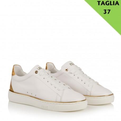 e1b6702240e4d6 ALVIERO MARTINI PRIMA CLASSE Sneaker donna WHITE TG.37 P E 2019