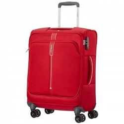 SAMSONITE POPSODA Trolley spinner 55/20 length 40 cm RED