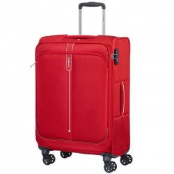 SAMSONITE POPSODA Trolley spinner 66/24 EXP RED