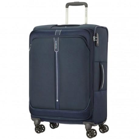 SAMSONITE POPSODA Trolley spinner 66/24 EXP DARK BLUE
