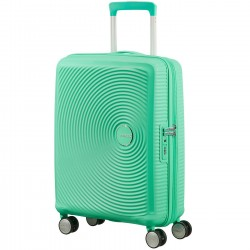 AMERICAN TOURISTER SOUNDEBOX SPINNER 55/20 TSA EXP DEEP MINT