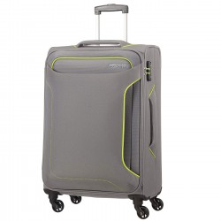 AMERICAN TOURISTER HOLYDAY HEAT SPINNER 67/24 METAL GREY