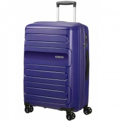 AMERICAN TOURISTER SUNSIDE SPINNER 68/25 EXP NAVY