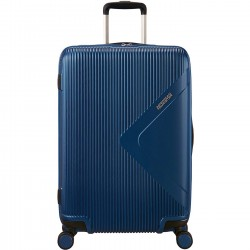 AMERICAN TOURISTER MODERN DREAM Spinner rigido 69/25 EXP TSA TRUE NAVY