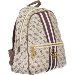 GUESS DELANEY Borsa donna in ecopelle stampa pitone