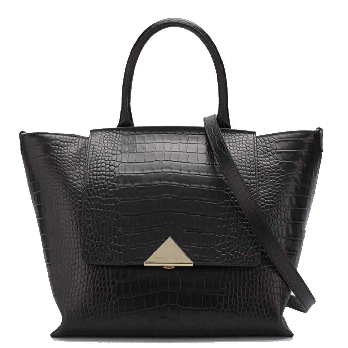 9da481985b77 Details about EMPORIO ARMANI Leather Hand Bag